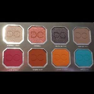 New Dominique Cosmetics celestial thunder palette